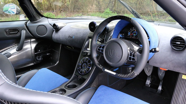 Xe cũ hàng hiếm Koenigsegg One:1 rao giá kỷ lục 167 tỷ đồng - Ảnh 14.
