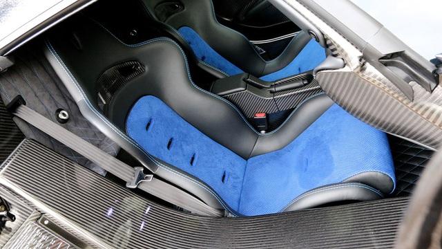 Xe cũ hàng hiếm Koenigsegg One:1 rao giá kỷ lục 167 tỷ đồng - Ảnh 15.