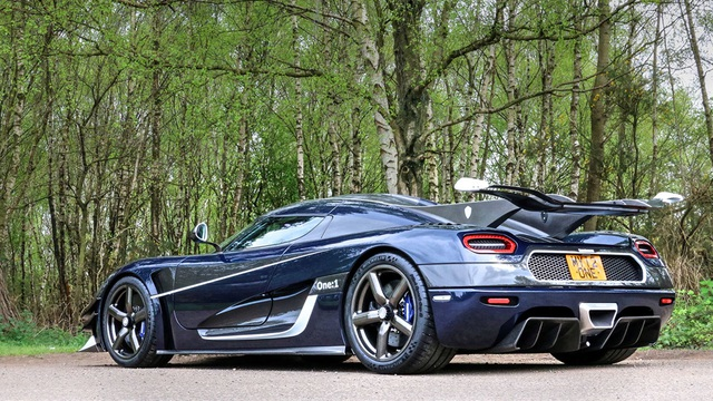 Xe cũ hàng hiếm Koenigsegg One:1 rao giá kỷ lục 167 tỷ đồng - Ảnh 4.