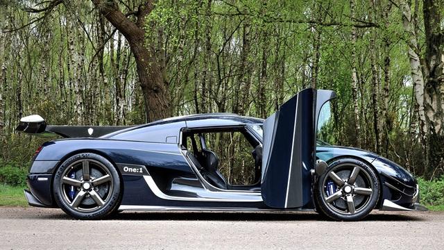 Xe cũ hàng hiếm Koenigsegg One:1 rao giá kỷ lục 167 tỷ đồng - Ảnh 7.