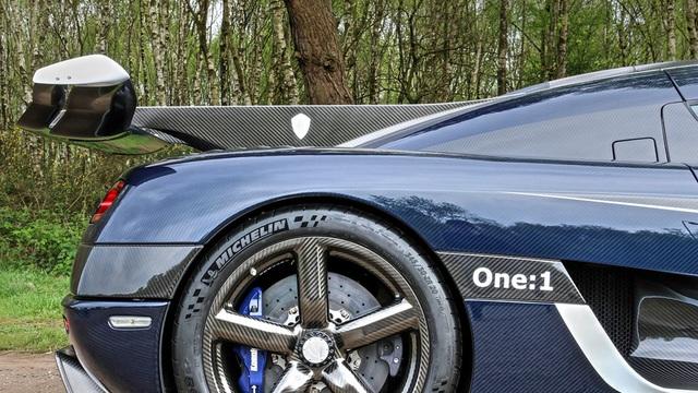 Xe cũ hàng hiếm Koenigsegg One:1 rao giá kỷ lục 167 tỷ đồng - Ảnh 9.