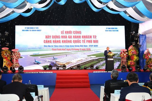 Phó Thủ tướng Thường trực dự khởi công mở rộng sân bay quốc tế Phú Bài - Ảnh 2.