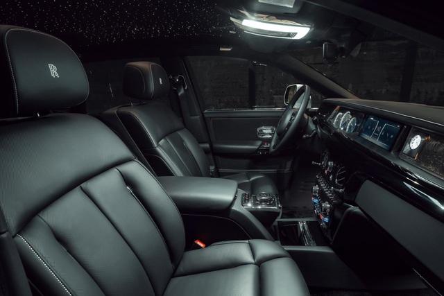 Những chiếc siêu xe Rolls-Royce Phantom độc đáo nhất thế giới - Ảnh 15.