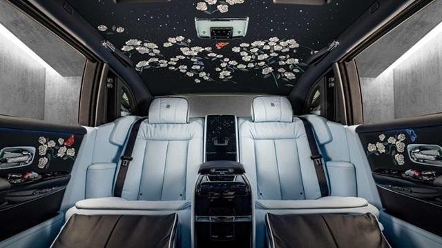 Những chiếc siêu xe Rolls-Royce Phantom độc đáo nhất thế giới - Ảnh 6.