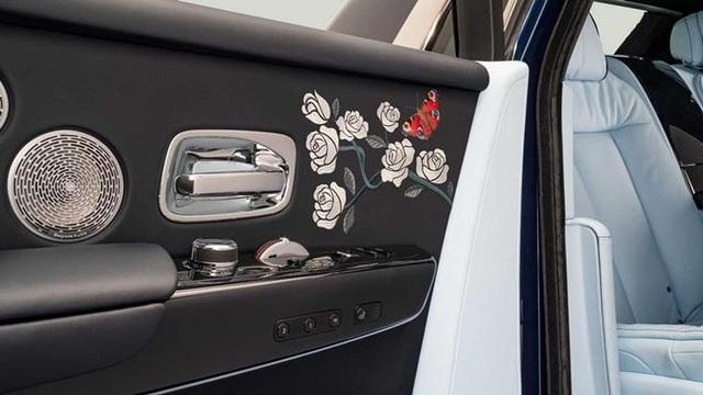 Những chiếc siêu xe Rolls-Royce Phantom độc đáo nhất thế giới - Ảnh 8.