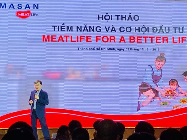CEO MEATLife: Ngành thịt Việt có giá trị lên đến 10 tỷ USD và chưa có người dẫn đầu, đây là cơ hội lớn cho Masan chiếm lĩnh thị phần - Ảnh 1.