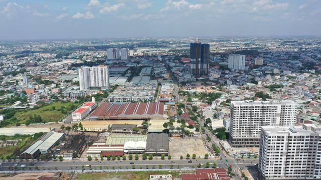 Cận cảnh 2 dự án căn hộ có giá dưới 2 tỷ đồng ở Bình Dương - Ảnh 4.