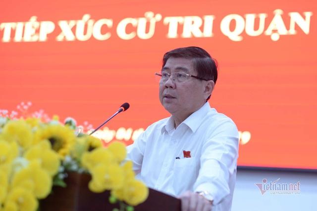 Chủ tịch TP.HCM nói về ông Tất Thành Cang - Ảnh 2.