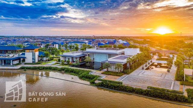 Bên trong khu dinh thự triệu đô ven sông của giới nhà giàu ở ngay canh Sài Gòn - Ảnh 8.