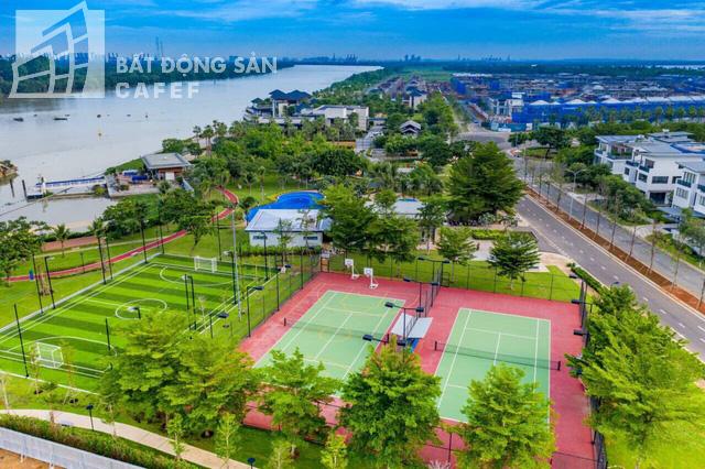 Bên trong khu dinh thự triệu đô ven sông của giới nhà giàu ở ngay canh Sài Gòn - Ảnh 9.