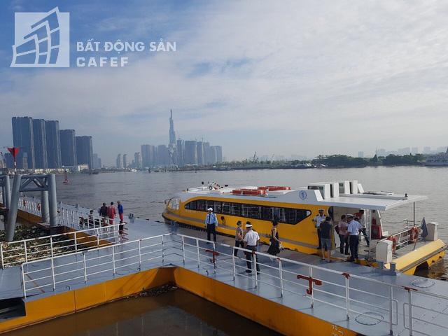 Bên trong khu dinh thự triệu đô ven sông của giới nhà giàu ở ngay canh Sài Gòn - Ảnh 12.