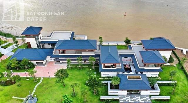 Bên trong khu dinh thự triệu đô ven sông của giới nhà giàu ở ngay canh Sài Gòn - Ảnh 4.