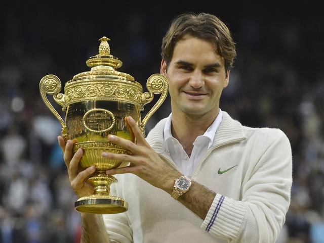 Chuyến tàu tốc hành không hồi kết của Roger Federer: Chiến thắng và trở thành huyền thoại, bất chấp sự hoài nghi, chấn thương và tuổi tác! - Ảnh 1.