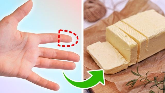 Mẹo đơn giản: Dùng bàn tay đo lượng thức ăn mỗi ngày, vừa khỏe mạnh lại tránh nguy cơ thừa cân, béo xấu xí - Ảnh 6.