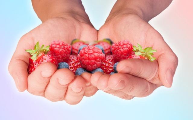 Mẹo đơn giản: Dùng bàn tay đo lượng thức ăn mỗi ngày, vừa khỏe mạnh lại tránh nguy cơ thừa cân, béo xấu xí - Ảnh 7.