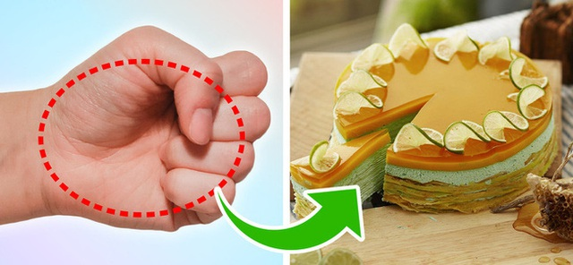 Mẹo đơn giản: Dùng bàn tay đo lượng thức ăn mỗi ngày, vừa khỏe mạnh lại tránh nguy cơ thừa cân, béo xấu xí - Ảnh 9.