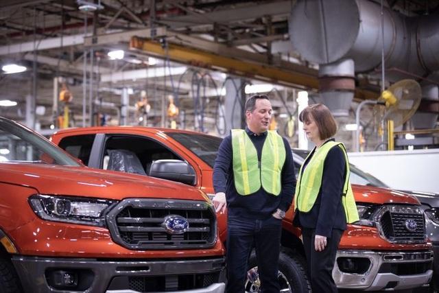 Ford và McDonald hợp tác để tái chế cà phê thành linh kiện ô tô - Ảnh 1.