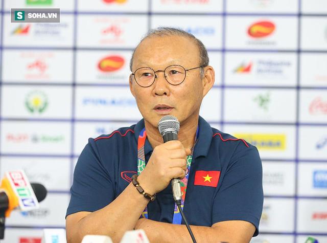 HLV Park Hang-seo tự tin tuyên bố: Việt Nam sẽ thâu tóm HCV cả bóng đá nam và nữ - Ảnh 1.