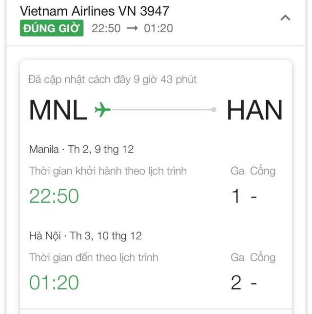 Tuyển nữ Việt Nam huỷ lịch bay, ở lại cổ vũ trận chung kết bóng đá nam SEA Games 30 - Ảnh 2.