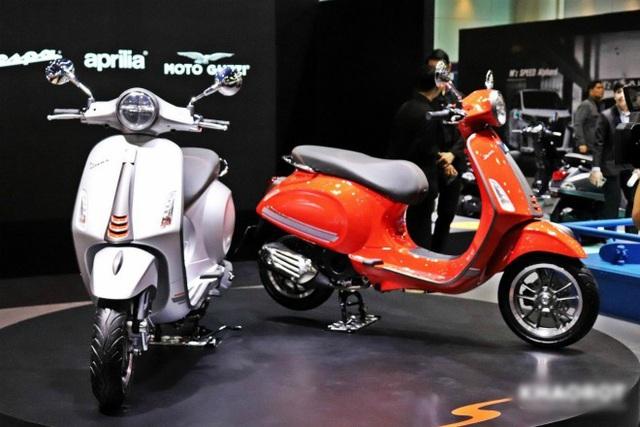 Những mẫu xe máy mới vừa ra mắt hút người tiêu dùng - Ảnh 5.