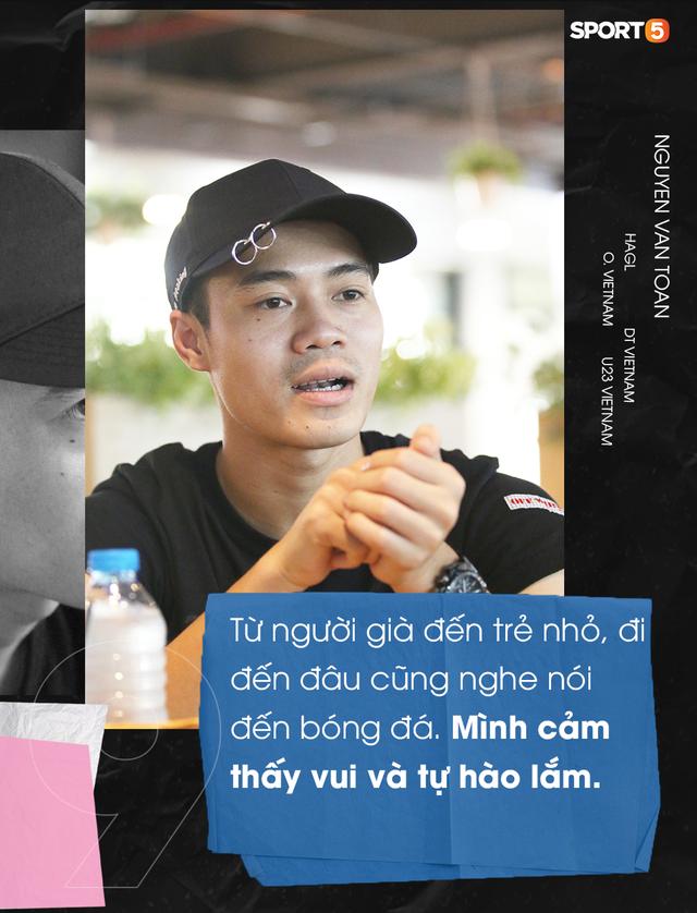 Nguyễn Văn Toàn: Tâm sự của chàng trai trưởng thành và những khát vọng trong năm 2019 - Ảnh 1.