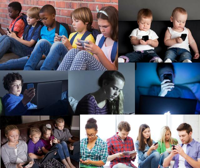 Ở thời đại mà ai cũng biết tác hại của thiết bị điện tử nhưng người lớn còn chẳng thể làm gương cho con thì 5 điều này thực sự cần thiết đối với bất cứ ai làm cha mẹ  - Ảnh 1.