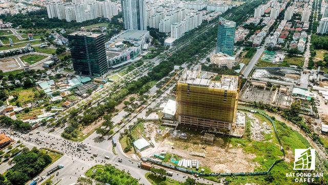 Cận cảnh những dự án giao thông đang làm thay đổi thị trường bất động sản TP.HCM - Ảnh 16.
