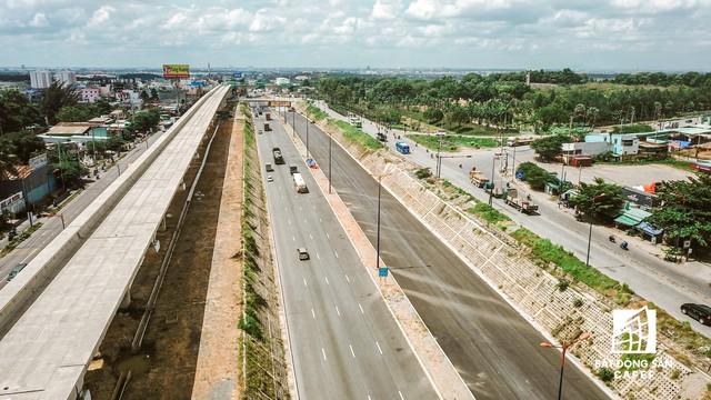 Cận cảnh những dự án giao thông đang làm thay đổi thị trường bất động sản TP.HCM - Ảnh 2.
