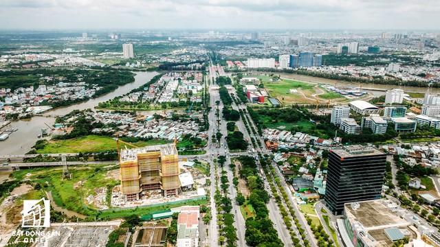 Cận cảnh những dự án giao thông đang làm thay đổi thị trường bất động sản TP.HCM - Ảnh 6.