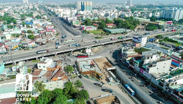 Cận cảnh những dự án giao thông đang làm thay đổi thị trường bất động sản TP.HCM - Ảnh 11.