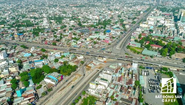 Cận cảnh những dự án giao thông đang làm thay đổi thị trường bất động sản TP.HCM - Ảnh 12.