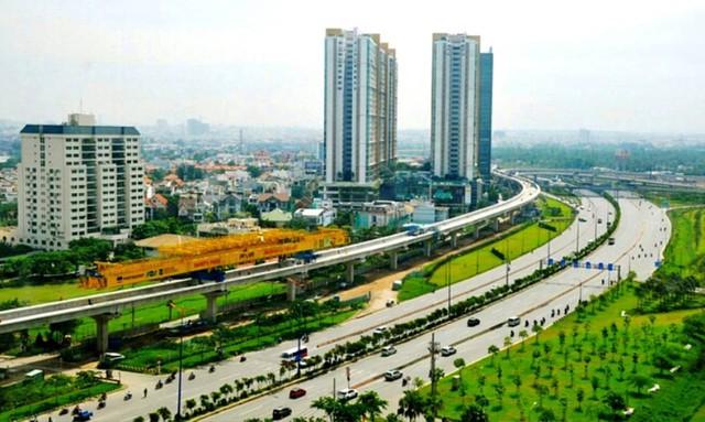 TP.HCM phấn đấu hoàn thành tuyến metro số 1 vào tháng 10/2020 - Ảnh 1.