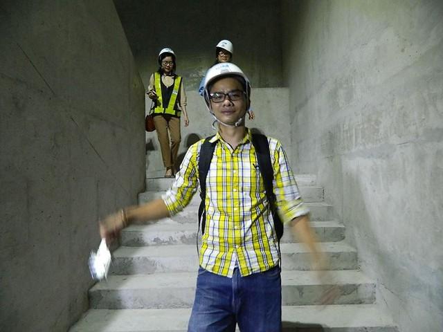 Cận cảnh ga ngầm 4 tầng tuyến metro Bến Thành – Suối Tiên - Ảnh 12.