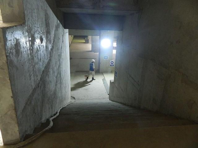 Cận cảnh ga ngầm 4 tầng tuyến metro Bến Thành – Suối Tiên - Ảnh 3.