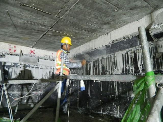 Cận cảnh ga ngầm 4 tầng tuyến metro Bến Thành – Suối Tiên - Ảnh 9.