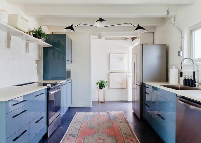 Nội thất dành cho chủ nhà yêu thích sự sắc nét và trật tự - Ảnh 6.