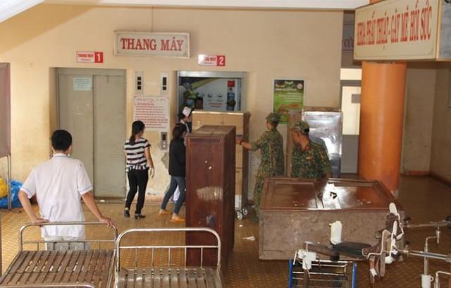 Di dời Bệnh viện đa khoa tỉnh Đắk Lắk - Ảnh 8.