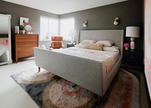 Nội thất dành cho chủ nhà yêu thích sự sắc nét và trật tự - Ảnh 10.