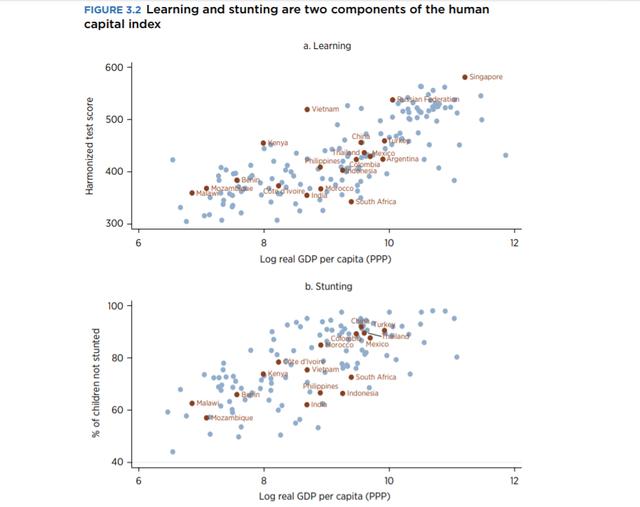 World Bank đánh giá cao nỗ lực tăng năng suất lao động của Việt Nam: Ngang hàng Trung Quốc, xếp trên Thái Lan 17 bậc về chỉ số vốn con người - Ảnh 2.