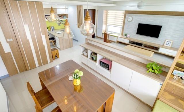 Ngôi nhà bằng gỗ của đôi vợ chồng mới cưới - Ảnh 7.