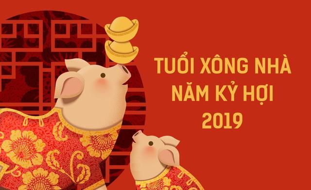 Tuổi nào xông nhà năm Kỷ Hợi 2019 đem lại cho gia chủ tài lộc hanh thông? - Ảnh 1.