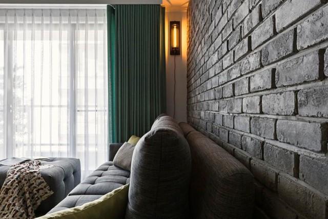 Căn hộ 100 m2 mang phong cách công nghiệp tươi sáng - Ảnh 4.