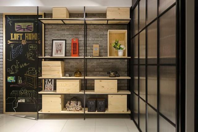 Căn hộ 100 m2 mang phong cách công nghiệp tươi sáng - Ảnh 6.