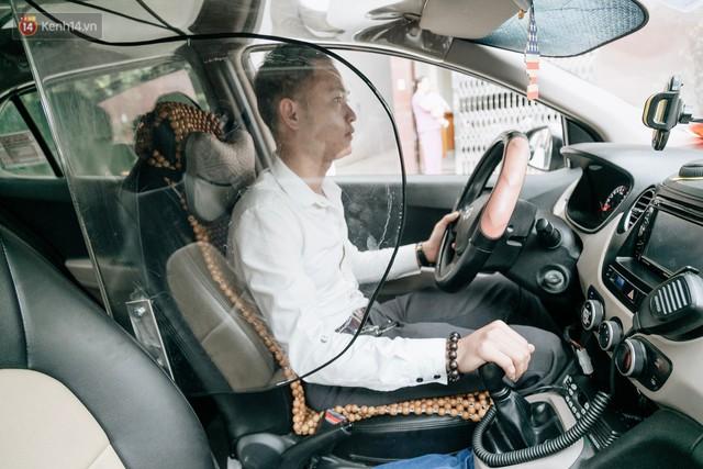 Người thiết kế vách ngăn bảo vệ cho tài xế taxi ở Hà Nội: Mình quan tâm nhất là tính mạng của họ, vì mình cũng từng là tài xế! - Ảnh 6.