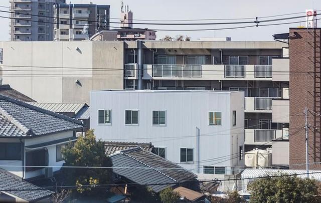 Ngôi nhà 13 tầng không phòng, không vách ngăn tại Nhật Bản - Ảnh 7.