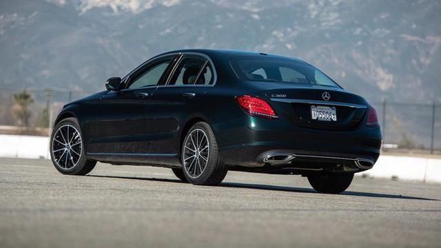 Đánh giá Mercedes-Benz C-Class 2019 trước giờ G - Ảnh 3.