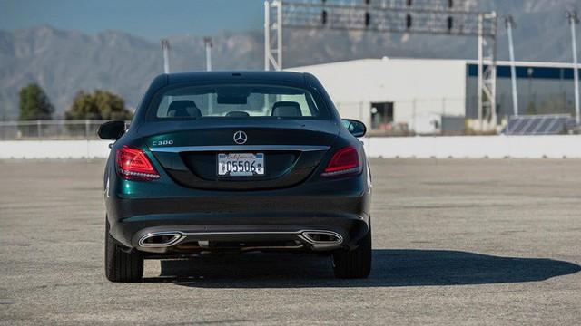 Đánh giá Mercedes-Benz C-Class 2019 trước giờ G - Ảnh 5.