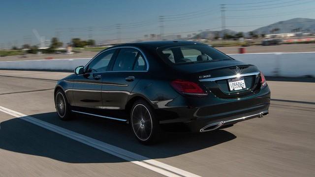 Đánh giá Mercedes-Benz C-Class 2019 trước giờ G - Ảnh 8.