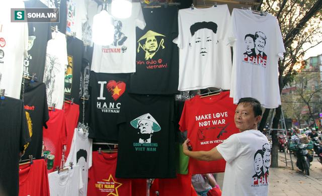 Kiếm chục triệu mỗi ngày nhờ bán áo in hình Donald Trump - Kim Jong Un - Ảnh 8.