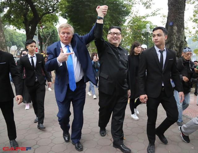 """Con đường từ kẻ thù tới tuyên bố """"phải lòng nhau"""" của Donald Trump và Kim Jong Un - Ảnh 9."""